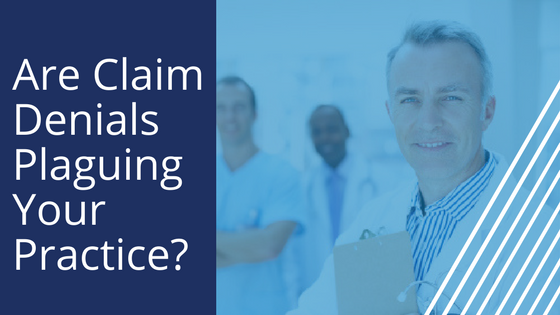 Are Claim Denials Plaguing your Practice? | Meduit Innovation Lab Blog Post