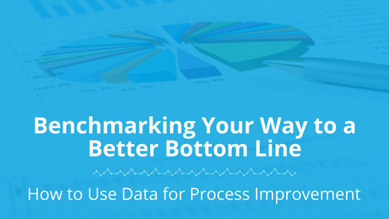 Benchmarking Your Way to a Better Bottom Line: How to Use Data for Process Improvement - A Meduit Innovation Lab Blog Post